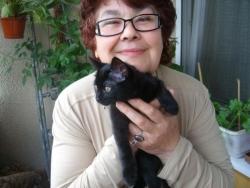Изи и моята мама :)