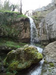 Просто един водопад