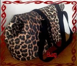 чанта леопард